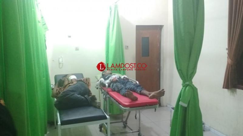 Korban Bentrok Register 45 Berdatangan ke RS Bhayangkara, 8 Luka Berat