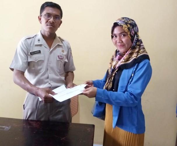 Korps PMII Lampura Dukung Mahasiswi UINKorban Asusila