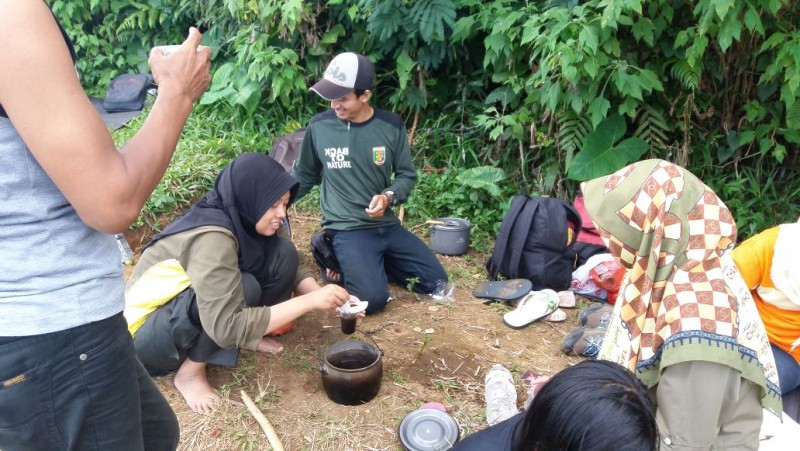 KPHL Kotaagung Utara Orientasikan Pengembangan Wisata Alam