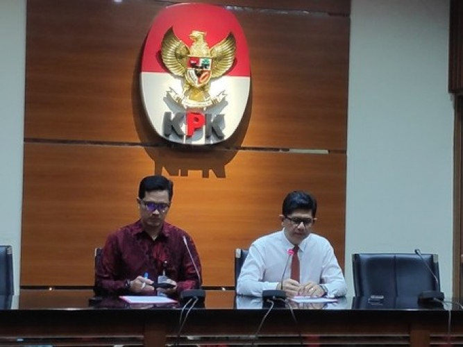 KPK Geledah Lima Lokasi Terkait Mafia Migas