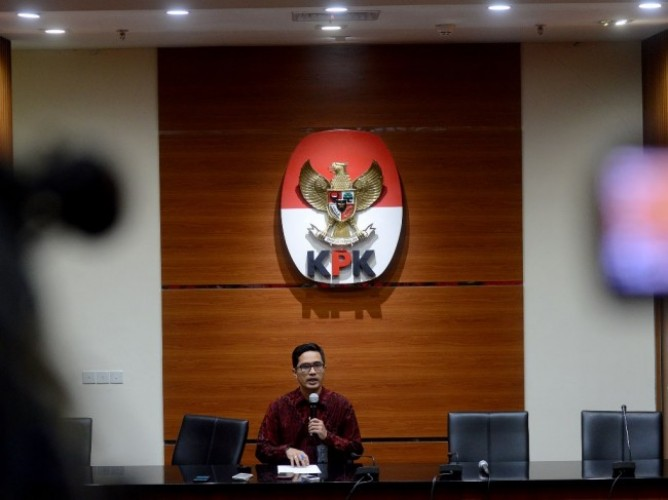 KPK Panggil PNS dan Pemborong Sebagai Saksi Kasus Lamteng