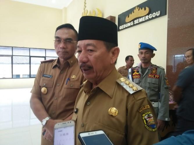 KPK Sambangi Bandar Lampung, Ini Kata Wali Kota