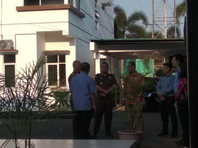 KPK Sambangi Kejati Lampung Bahas Korupsi Randis Lamtim