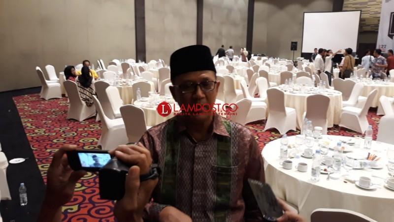 KPU Bedah Masa Kecil Calon Gubernur Lampung