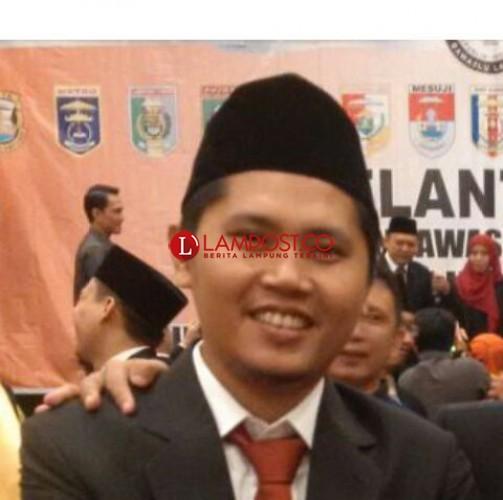 KPU Pesawaran akan Klarifikasi Bakal Caleg Tersandung Korupsi ke Partai Pengusung