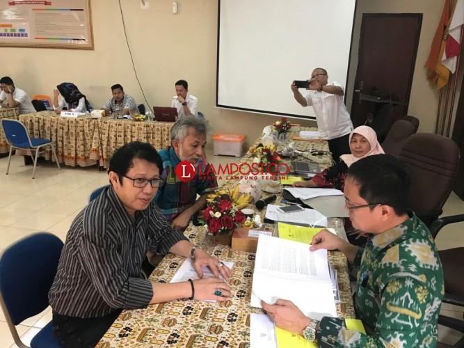 KPU Umumkan Hasil Audit Dana Kampanye Paslon
