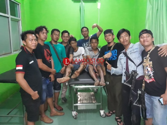 Kurang Dari 24 Jam, Satreskrim Polres Tulangbawang Ungkap Pelaku Curat di Menggala
