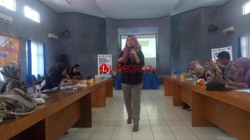 Lampung 3 Besar Target Imunisasi Campak dan Rubella