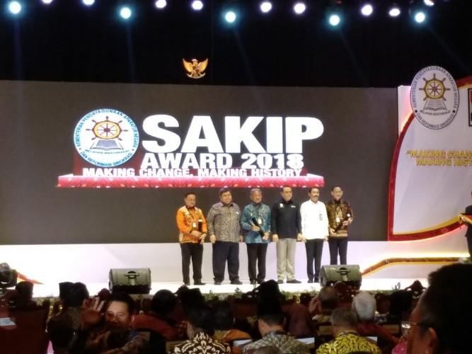 Lampung Barat Raih Nilai B padaSistem Akuntabilitas Kinerja Instansi Pemerintah
