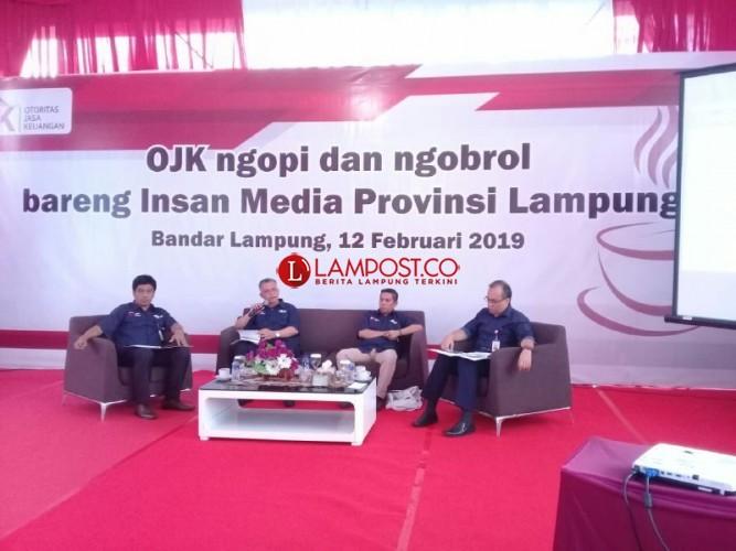 Lampung Kejar Target Literasi dan Inklusi Keuangan