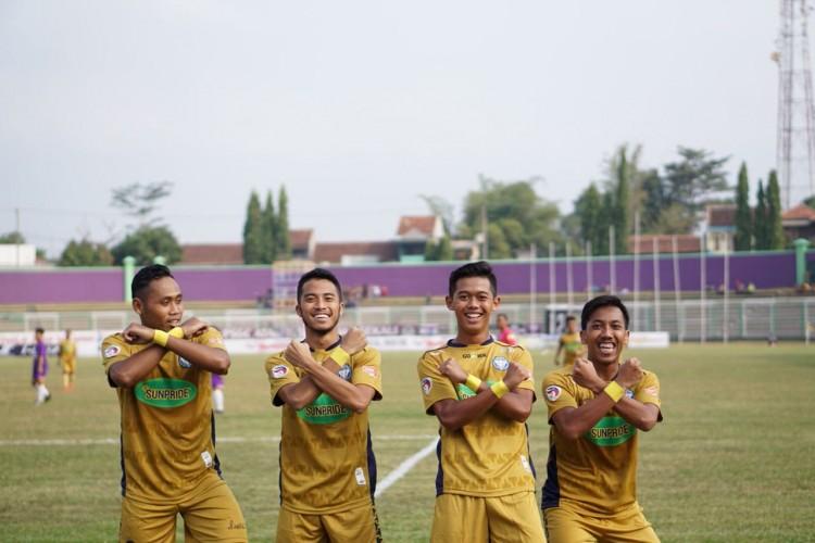 Lampung Sakti Raih Satu Poin di Markas Ciamis