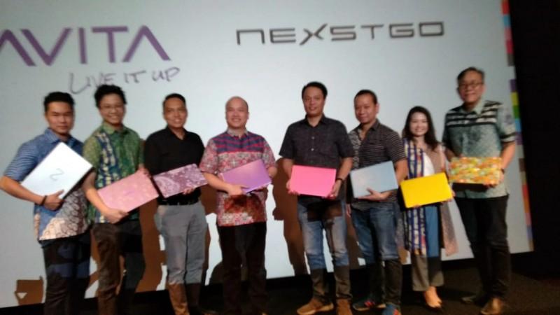Laptop AVITA LIBER Diluncurkan di Indonesia