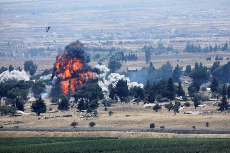 Lebih dari 130 Orang Tewas dalam Kerusuhan di Suriah, Termasuk Anak-anak