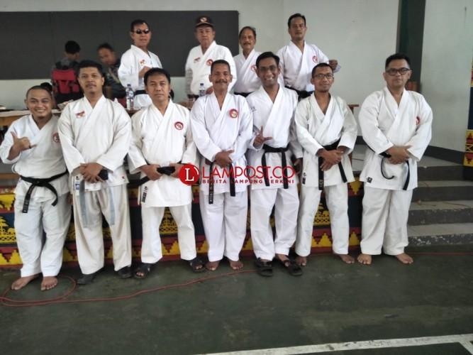 Lemkari Lampung Gelar UKT