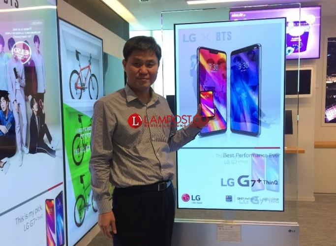LG Siap Hadirkan Ponsel Premium