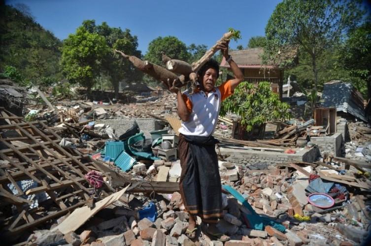 Lombok Dalam Masa Transisi Pemulihan