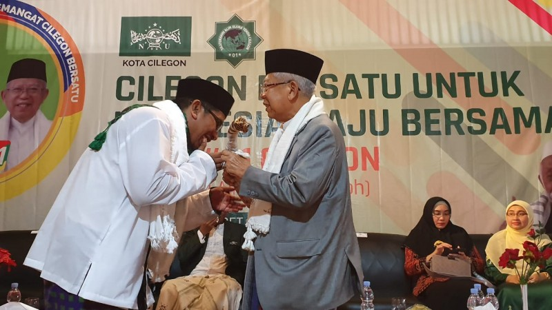 Ma'ruf Amin Bakal Jelaskan Kartu Pra-Kerja dalam DebatPilpres
