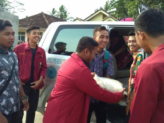 Mahasiswa STKIP Muhamammadiyah Pringsewu Gelar Kegiatan menjelang Wisuda