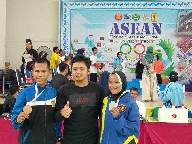 Mahasiswa UIN Juara Pencak Silat Asean