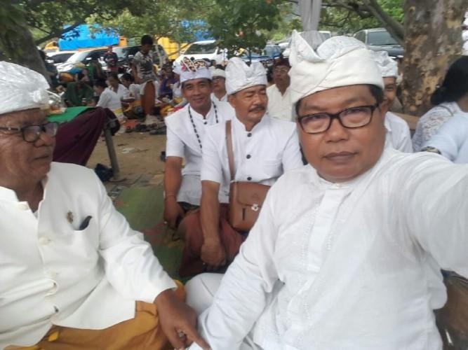 Majelis Adat Pekraman ApresiasiSuasana Pemilu Lampung Kondusif
