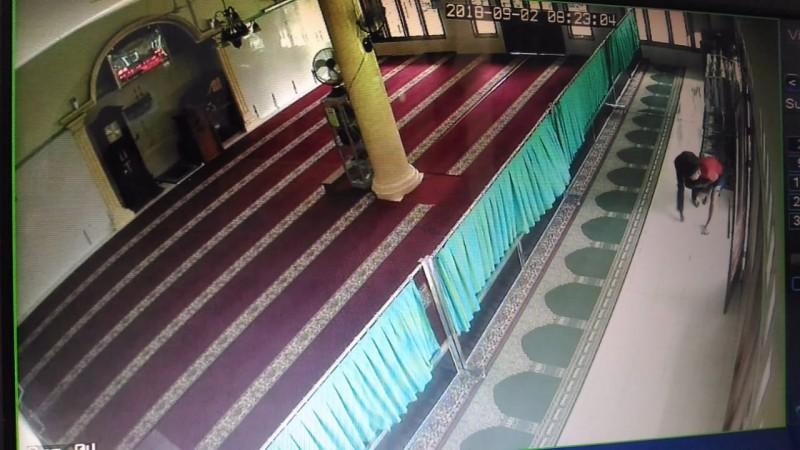 Maling Kotak Amal Masjid DKT, Warga Natar Diamankan Polisi