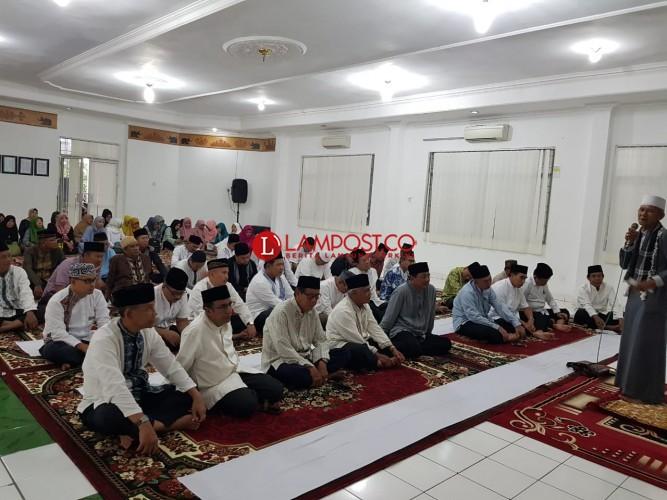 Mantan Wakil Ketua MA Hadiri Buka Bersama Pengadilan Tinggi