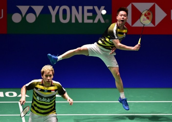 Marcus/Kevin Melangkah ke Semifinal Japan Open 2018