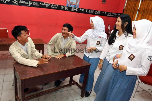 LAMPUNG POST | Masa SMA, Masa Paling Indah