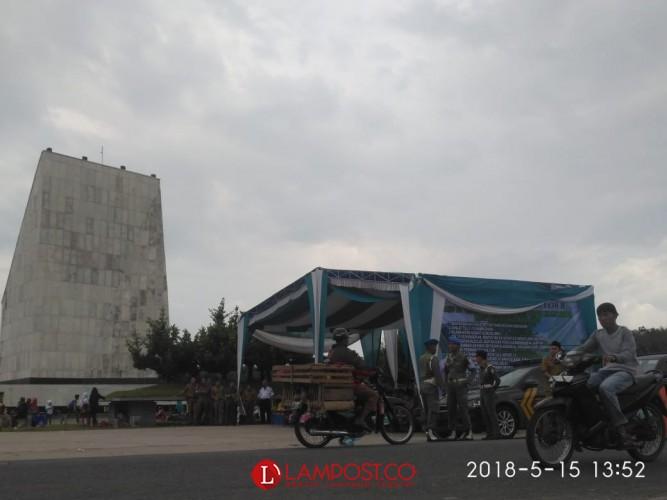 Masjid 99 Cahaya Adakan Takjil Gratis dan Ngaji Bareng Ulama Lebanon
