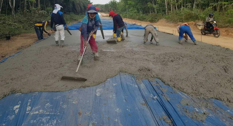 Masyarakat Diajak Awasi Pembangunan Mesuji
