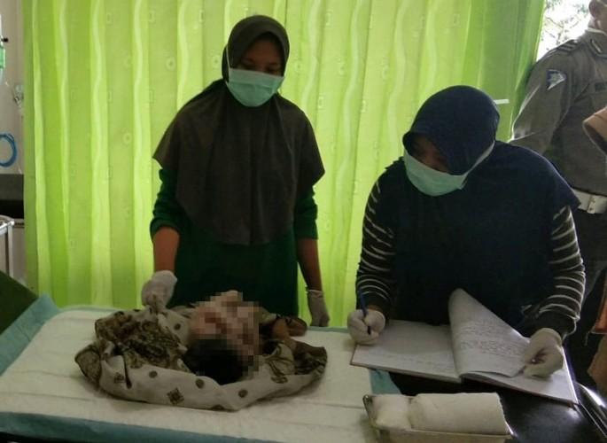 Mayat Bayi Ditemukan Mengapung di Sumur Warga