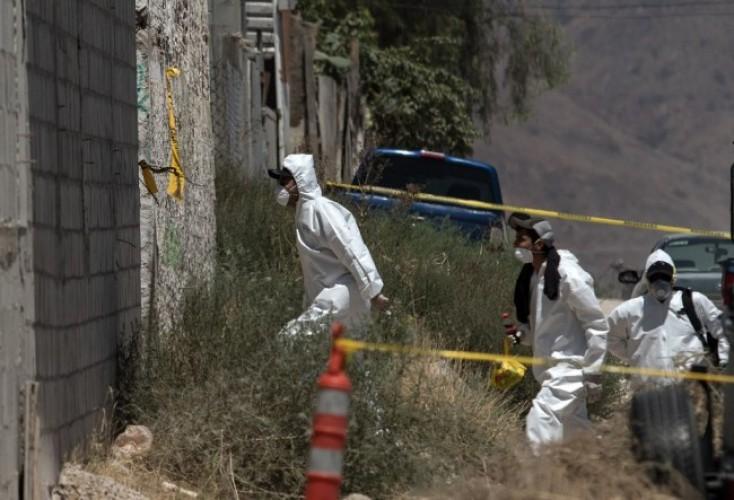 Meksiko Temukan Kuburan Massal Berisi 166 Mayat