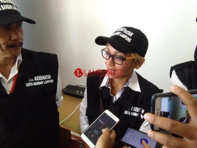 Memprihatinkan, Begini Penuturan Tim Kesehatan Bandar Lampung Soal Kondisi Lombok