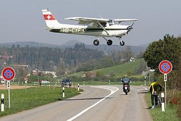 Mendarat Darurat Akibat BB