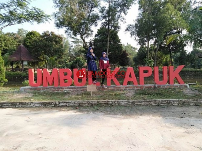 Menikmati Keasrian Alam Kampung Kapuk
