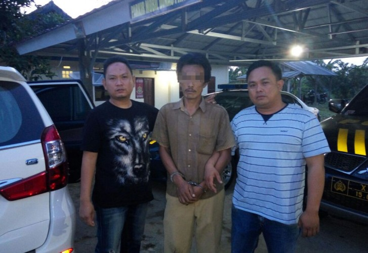 Miliki Sabu, Petani Bengkunat Diamankan Polisi