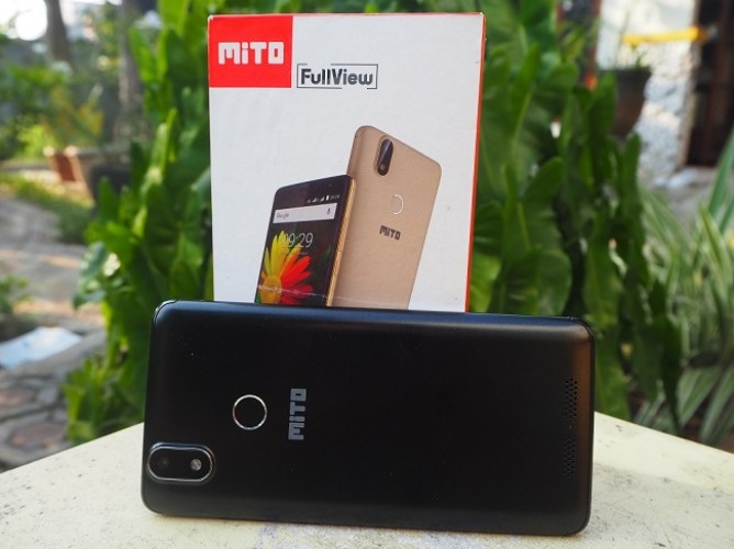 Mito Luncurkan FullView A21