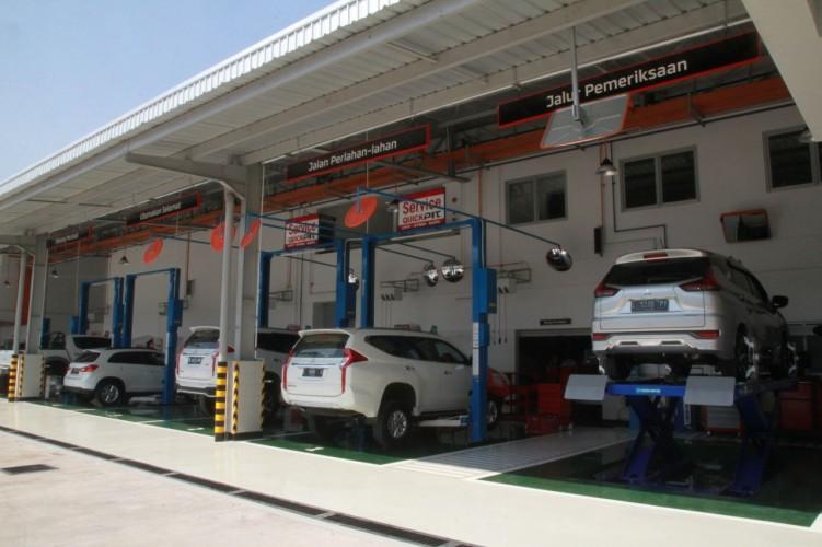Mitsubishi Akan Buat Layanan One Stop Service Khusus Ban
