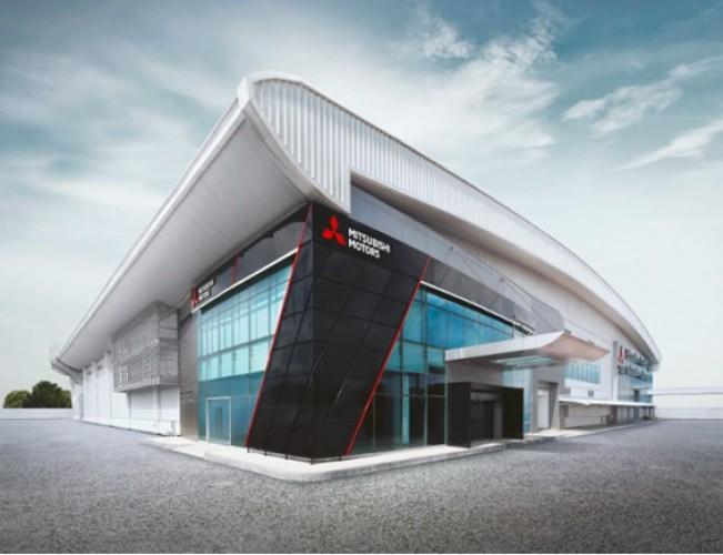 Mitsubishi Thailand Buka Fasilitas Training Baru
