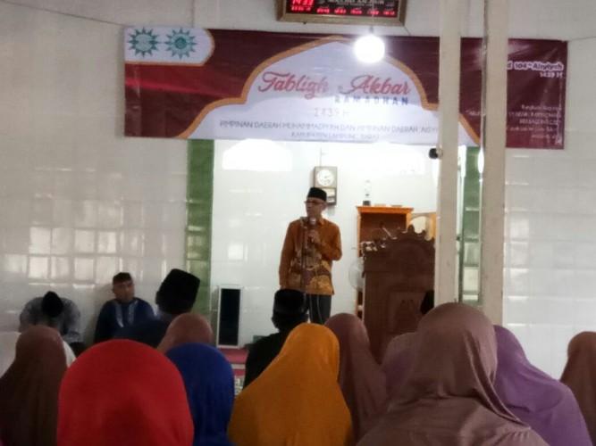 Muhammadiyah Lambar Gelar Pengajian Akbar