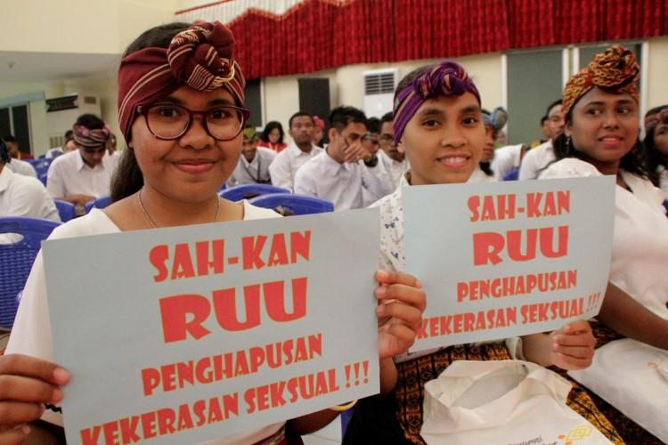 MUI Berikan RekomendasiRUU Penghapusan Kekerasan Seksual