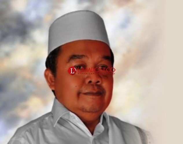 MUI Lampung Apresiasi Pilihan Jokowi atas Ma'ruf Amin