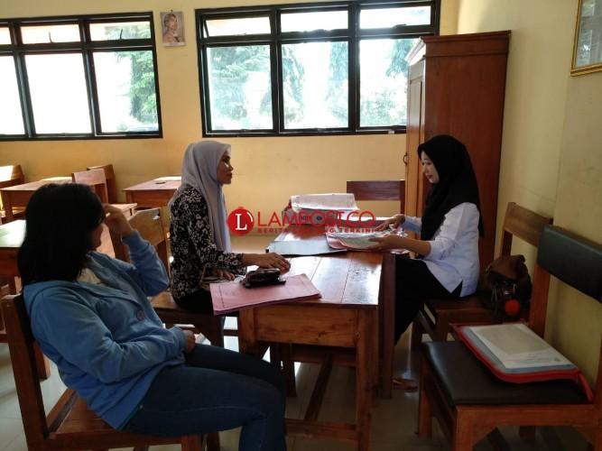 Nilai Rata-rata Pendaftar Tertinggi PPDB Reguler Ditempati SMPN 2 Bandar Lampung
