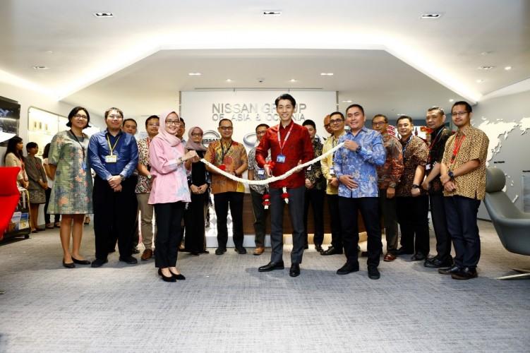 Nissan Indonesia Resmi Pindah Ke Kantor Baru
