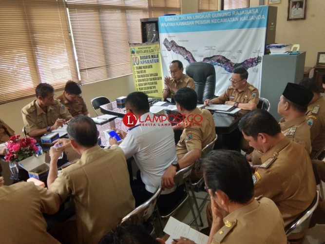 OPD Diminta Maksimalkan Anggaran Lampung Fair Sebesar Rp200 Juta