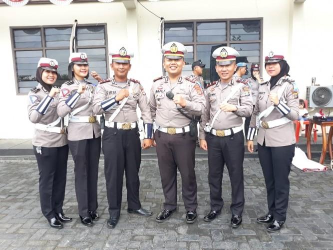 Operasi Patuh, Polres Lamtim Terjunkan 150 Personel