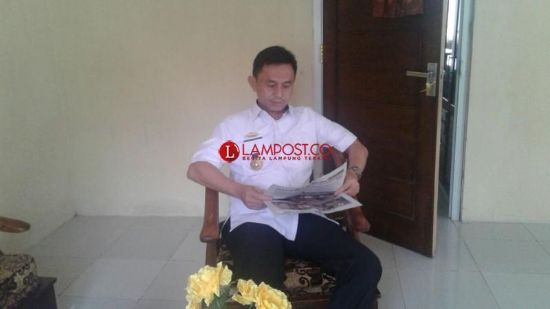 Operasional UPTD Metrologi Legal di Lampura Ditargetkan Mendongrak PAD