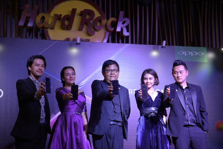 OPPO Find X Resmi Hadir di Indonesia