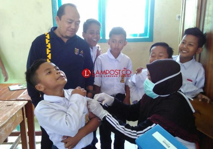 Orangtua Diimbau Bawa Anaknya Ikut Imunisasi MR