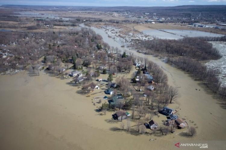 Otawa dan Montreal, Kanada Hadapi Banjir